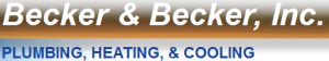 Becker & Becker Plumbing - Heating - Cooling
